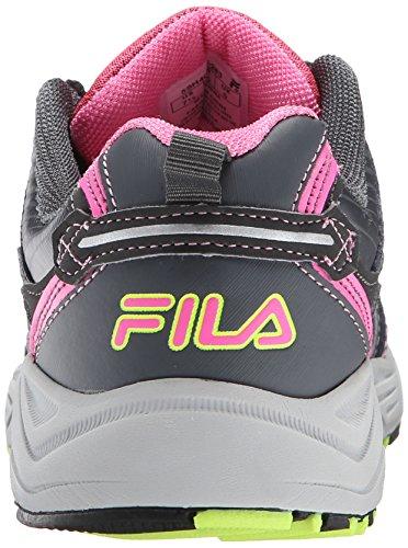 Fila Womens Headway 6 Running Shoe Castlerock / Sugarplum / Dark Shade
