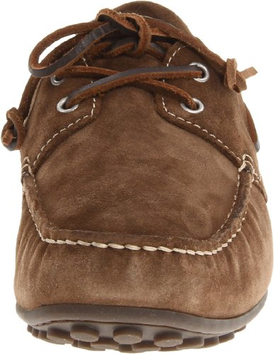 Ecco Cuno - Zapatillas de Piel para hombre Marrón marrón Brown