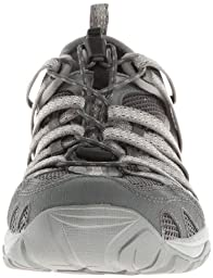 Chaco Outcross Lace Women\'s Shoe,Steel,6.5 M US