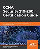 CCNA Security 210-260 Certification Guide Front Cover