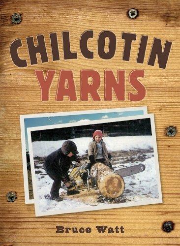 Amazon chilcotin yarns ebook bruce watt kindle store chilcotin yarns by watt bruce fandeluxe Document