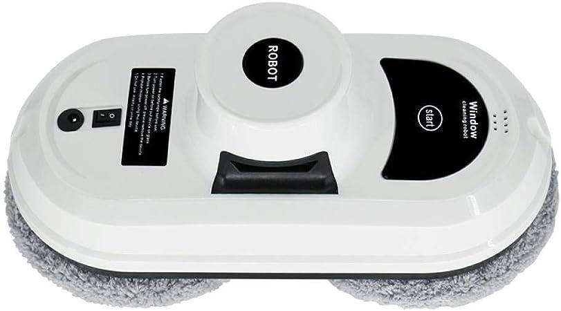 Limpiacristales Robot Limpiacristales Robot Limpiacristales Robot Limpiacristales Aspirador para Ventanas Limpiacristales, Blanco: Amazon.es: Hogar
