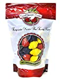 SweetGourmet Seedling Gum Assorted Fruit (Filled), 1 LB