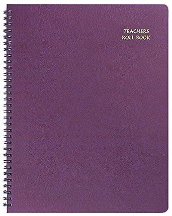 amazon com payne publishing tr31 teacher s roll book industrial