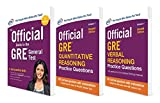 Save money and get total official GRE® test preparation with this 3-book bundle from the test maker!      This Power Pack includes three Official Guides:   - The Official Guide to the GRE, 3rd edition   - Official GRE Quantitative Reasoning Q...