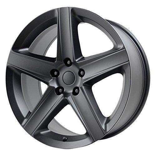 Wheel Replicas V1169 Matte Black Finish Wheel with Matte ...
