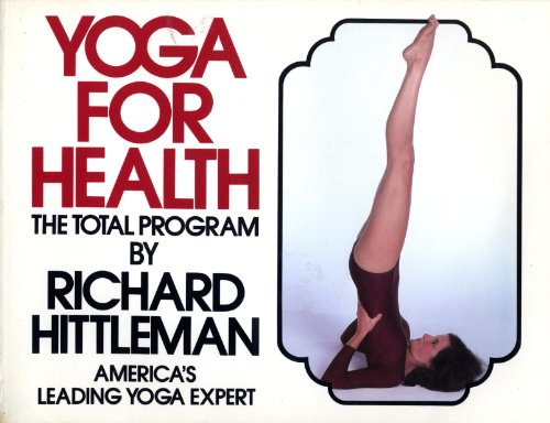 Yoga for Health cover