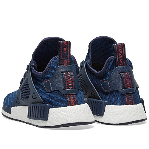 adidas - Primeknit da uomo Collegiate Navy/Collegiate Navy/Core Red