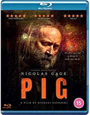 Pig [Blu-ray] [2021]