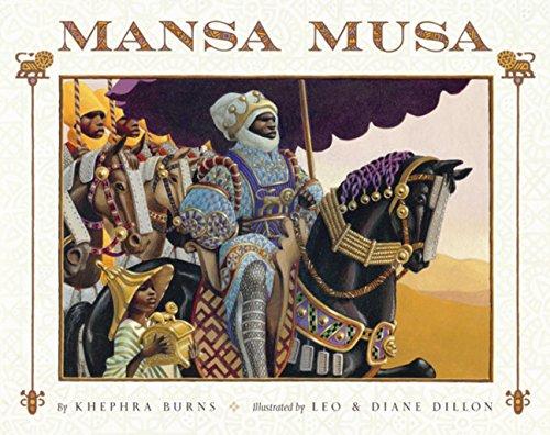 Read Online Mansa Musa: The Lion of Mali pdf epub