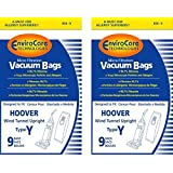 Hoover WindTunnel Upright Type Y Vacuum Bags Microfiltration with Closure - 18 Pack, Compare With Hoover Part # 4010100Y