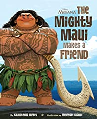 As a demigod, Maui has done a lot to help humanity. He slowed the sun to make the days longer and used his magical fishhook to pull up new islands. He battled monsters and even helped create coconuts. But there's one thing Maui has never done...