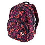 Travelon Women's Anti-theft Boho Backpack, Painted Floral