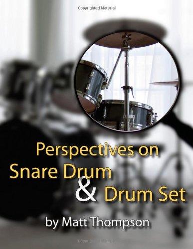 Download Perspective on Snare Drum & Drum Set PDF