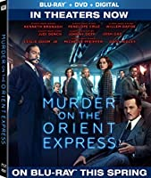 Murder On The Orient Express (Bilingual) [Blu-ray + DVD + Digital Copy]