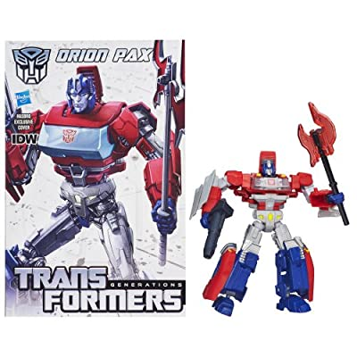 Transformers Generations Deluxe Class Orion Pax Action Figure