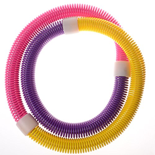 [GOTOBUYWORLD Home Use Fitness Equipment Soft Hula Hoop Thicken Hula Hoop] (Tahitian Dancers Costumes)