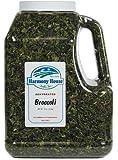 Harmony House Foods Dried Broccoli Flowerets (32 oz Jug)