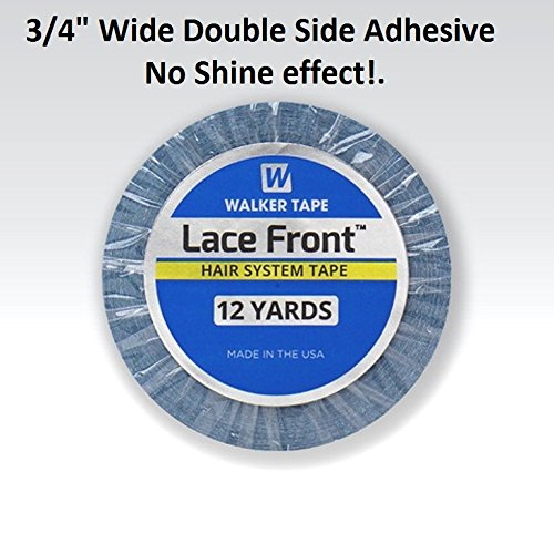 Walker Lace Front Support Tape 3/4