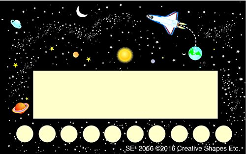 Space Incentive Punch Cards