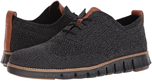 Cole Haan Men's Zerogrand Stitchlite Oxford, Black/Magnet/Black, 10.5 Medium US by Cole Haan (Image #6)
