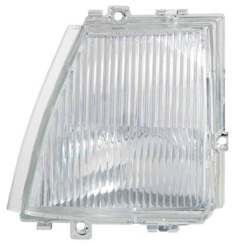 For 1985 1986 1987 1988 1989 1990 Buick Park Avenue/Electra Turn Signal Corner Light Lamp Passenger Right Side Replacement GM2511106