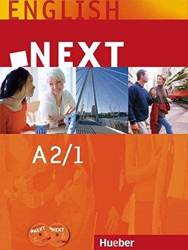 NEXT A2/1: Lehr- und Arbeitsbuch mit 2 Audio-CDs und Companion/Student's Book Paket