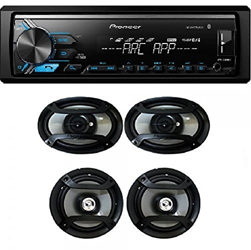 Pioneer MXT-X3969BT In-Dash Digital Media Receiver