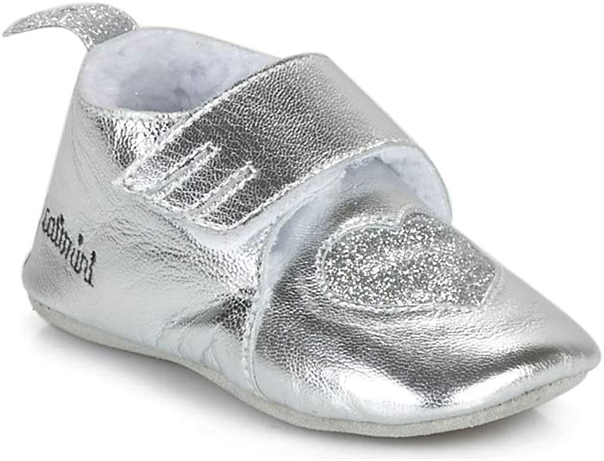 Catimini Celeste Slippers Girls Silver