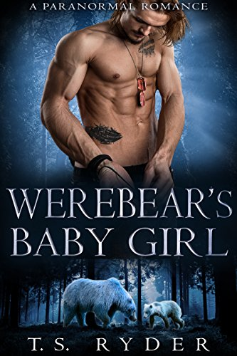 Werebear's Baby Girl: A Paranormal Romance cover