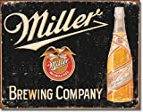 Miller Brewing Vintage Tin Sign , 16x12