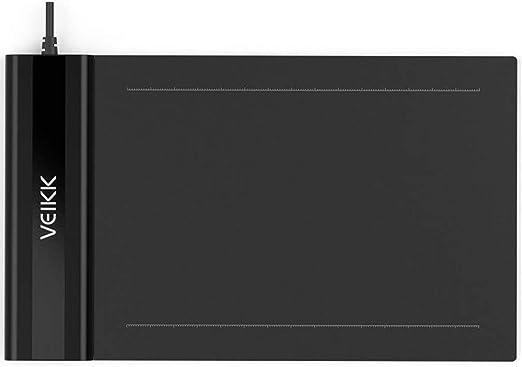 Hsthe Sea グラフィックタブレット8192レベルプレッシャーバッテリーフリーペンスタイラス描画ボード