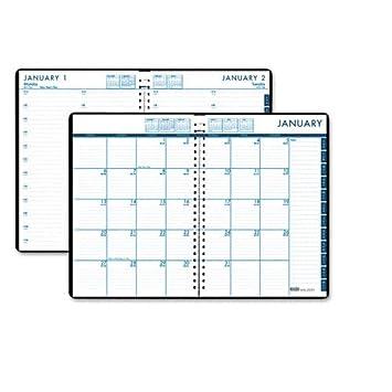 HOD289632 - 24/7 Daily agenda/Planificador Mensual: Amazon ...