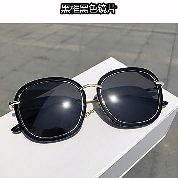Burenqi Runde Sonnenbrille, groß, Sonnenbrille, polarisierende Gläser und Gezeiten Aktuelle star Produkte fahren Sonnenbrille, B