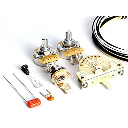 Guitar Wiring Kit  Amazon Com