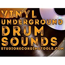 Vinyl Underground Hip Hop Drums Wav Format Sounds CD
