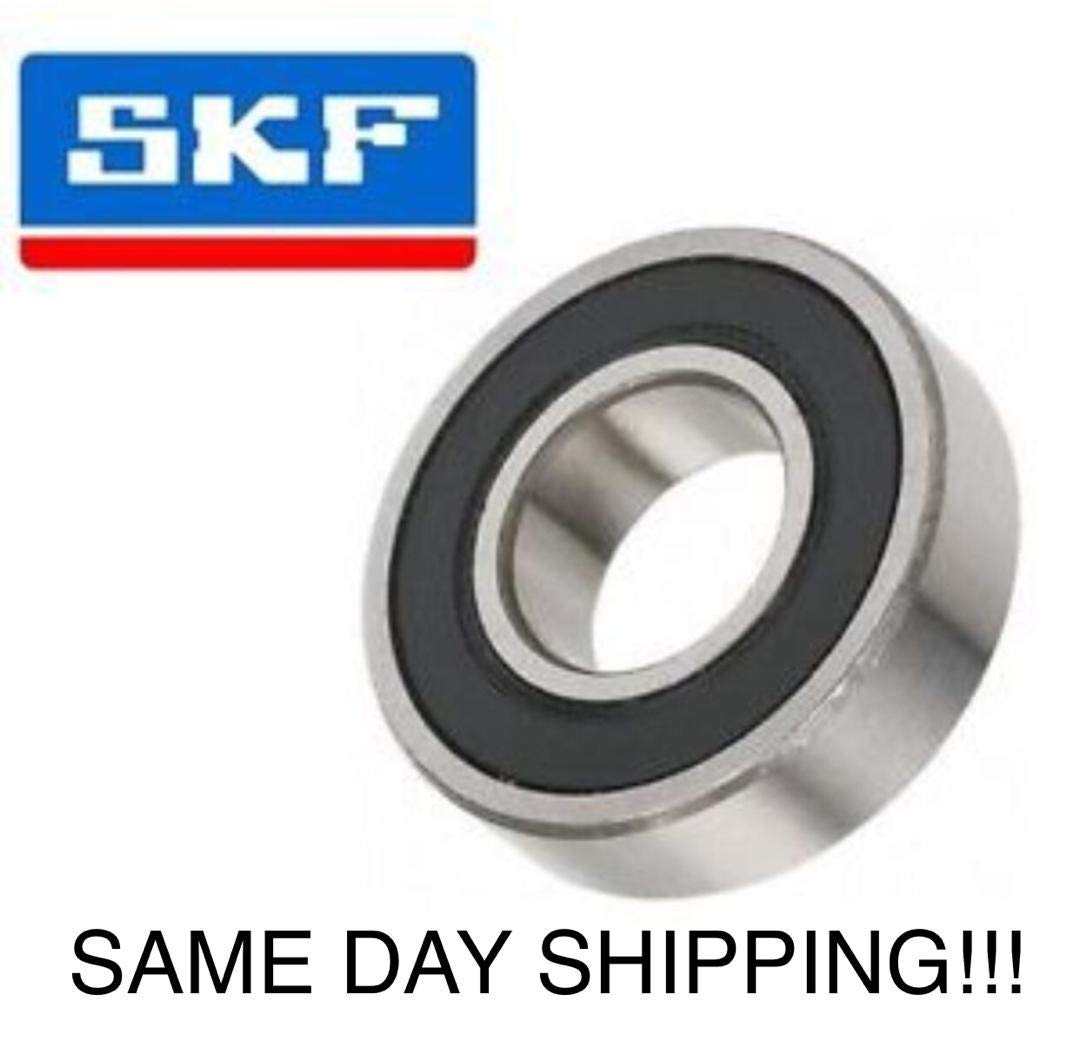 10 6202RS 15x35x11 Sealed 15mm//35mm//11mm Deep Groove Radial Ball Bearings