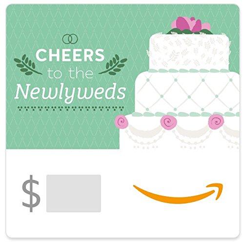 Amazon eGift Card - Wedding Cake