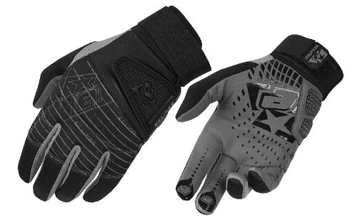 Planet Eclipse 2013 Distortion Full Finger Gloves - Black - X-Large by Planet Eclipse