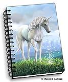 Unicorn - 4' x 6' 3D Notebook