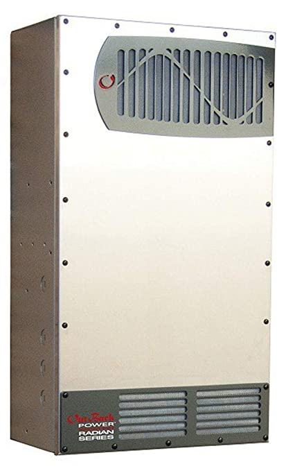 Amazon.com: OutBack Power GS8048A-01 - Inversor de radiador ...