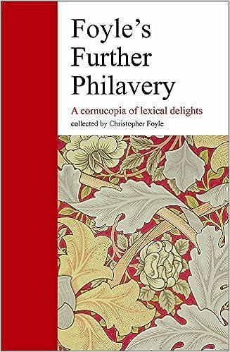 Foyles Further Philavery