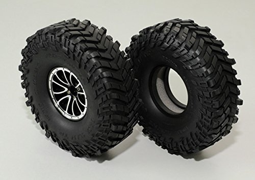 RC4WD Z-T0065 Mickey Thompson 2.2 Baja Claw Ttc Scale Tires Pair ()