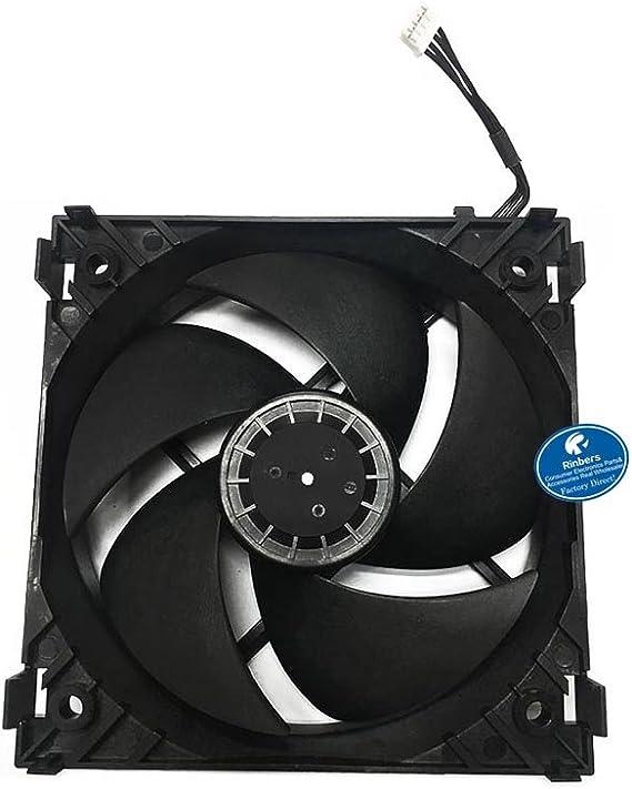 Rinbers Repuesto de Ventilador Interno de refrigeración para Xbox One Series P/N: PVA120G12R-P01 I12T12MS1A5-57A07: Amazon.es: Electrónica