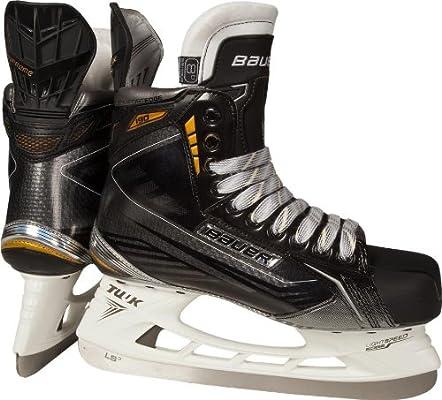 Bauer Skate Size To Shoe Size.Amazon Com Bauer Supreme 190 Senior Skate Senior D