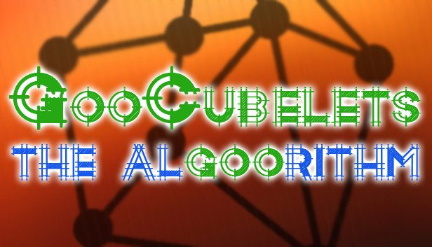 GooCubelets: The Algoorithm [Online Game Code]