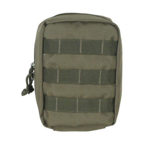 Voodoo Tactical Mil-Spec Tactical Trauma Kit, Olive Drab