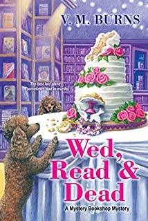 Book Cover: Wed, Read & Dead