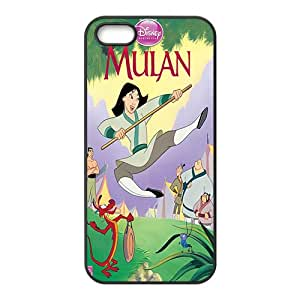 Mulan Case Cover For iPhone 5S Case