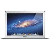 Apple Macbook Air MC968LL/A - 11.6 Notebook Computer - 1.6GHz Intel Core i5, 2GB RAM, 64GB SSD (Certified Refurbished)